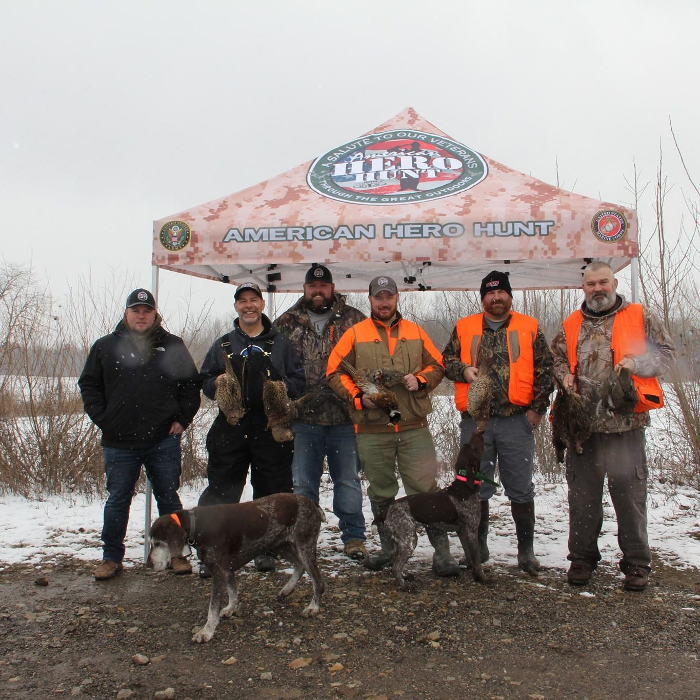 Jason Bunn Pheasant Hunt